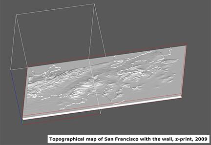 Wall in SF