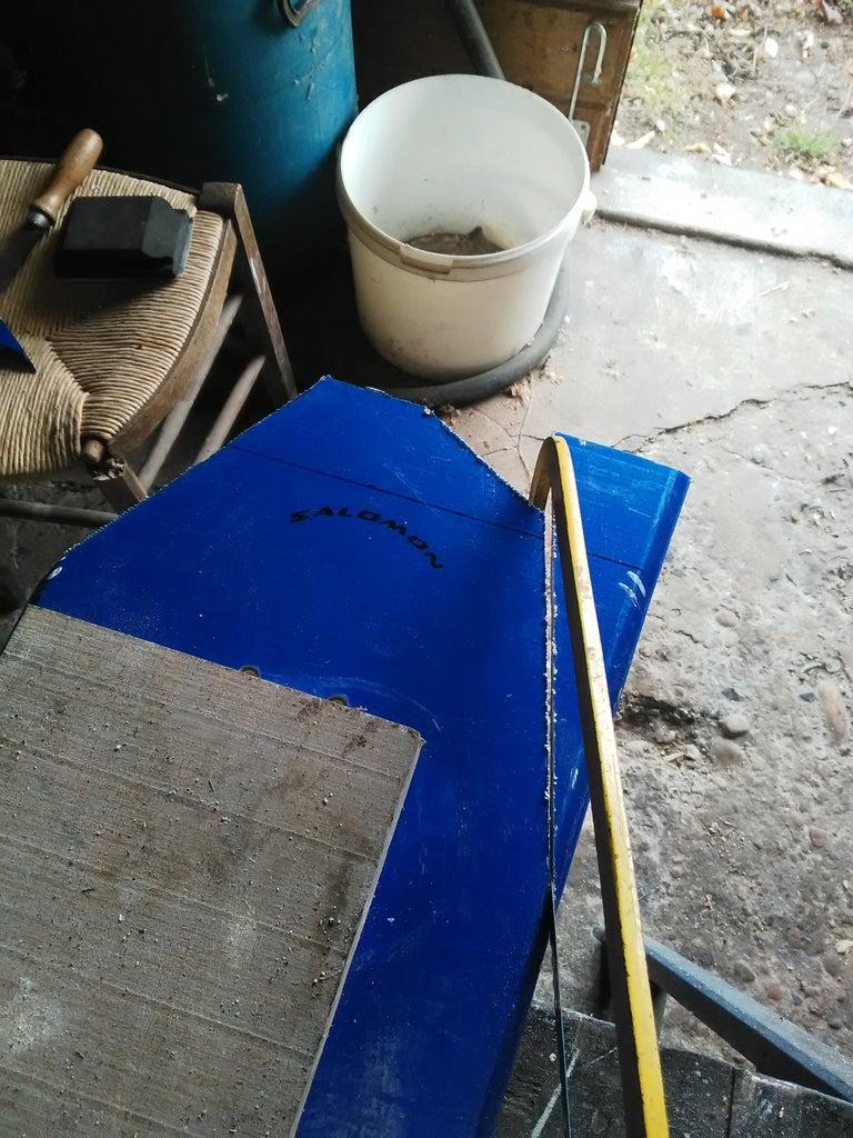 Cut Your Design !