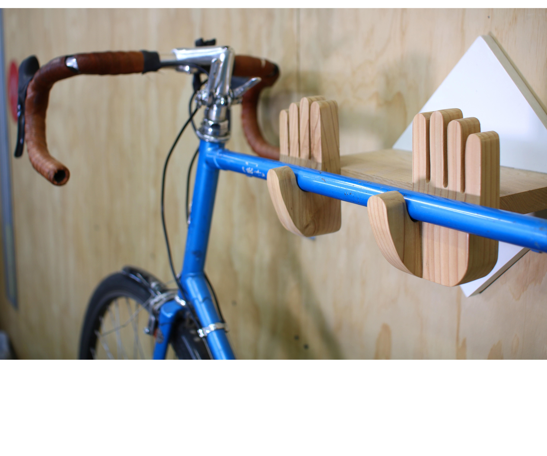 Bike Wall Mount, SUPER HANDY!