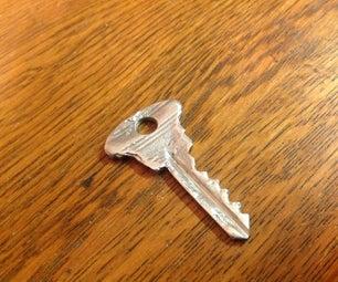 Copy a Key by Casting!