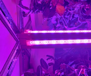 HexaGrow Dense Agriculture System for Microgravity