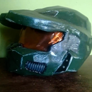 How to Make Master Chief Helmet (halo)