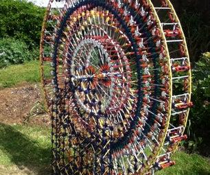 K'nex - 6ft Ferris Wheel