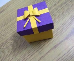 Paper Gift Box 🎁