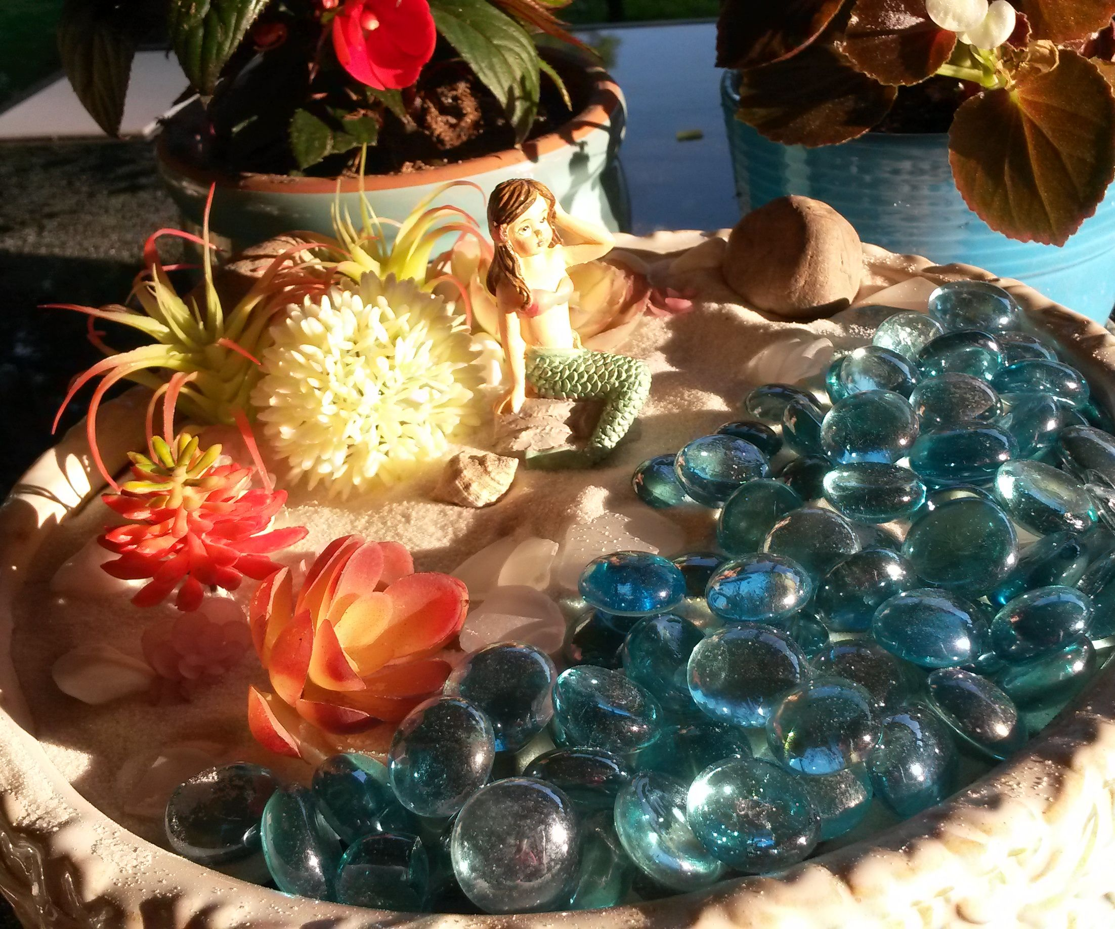 Immortal Mermaid Garden