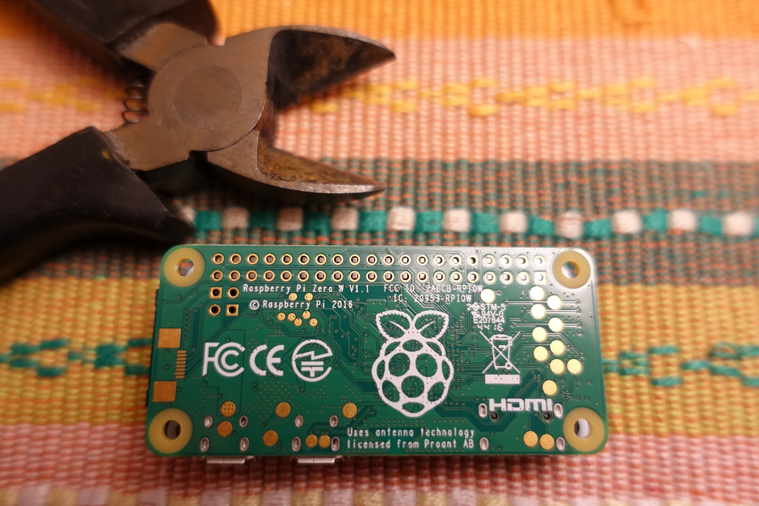 Pin Header Patch