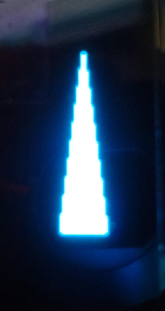 Experiment-2   Arduino and OLED Displaying Filled Circle(Disc) and Triangle