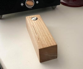 $5 Home Automation Button