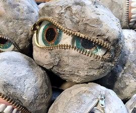 Jeepers Creepers Rock Eye Peepers