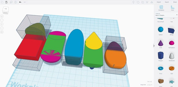 Boat Design: Part 2 - Choosing Your Starting Shapes
