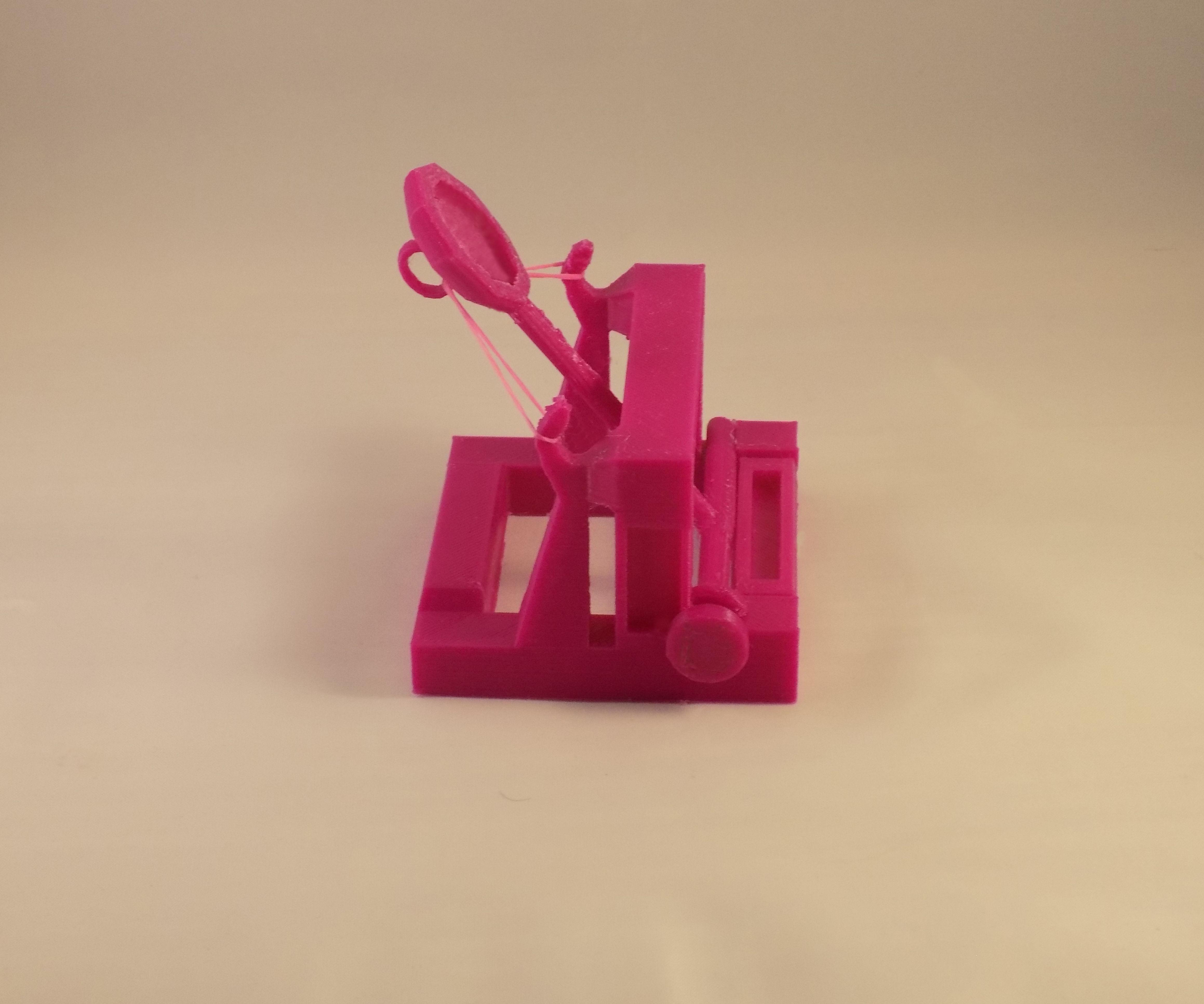 Mini catapult