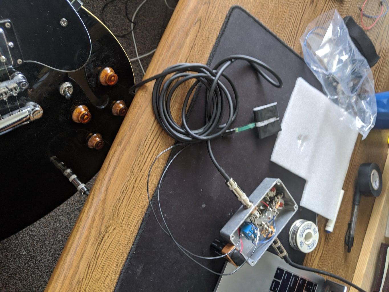 Testing the Circuit