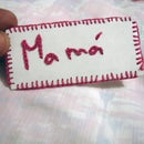 Embroidered Gift Labels