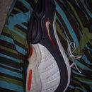 Old Navy/Air Jordans!  Repair your busted old air sneaks with flipflops!