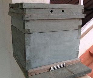Construir Una Colmena Artificial