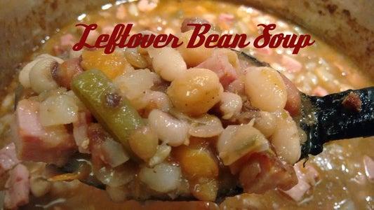 Leftover Bean Soup