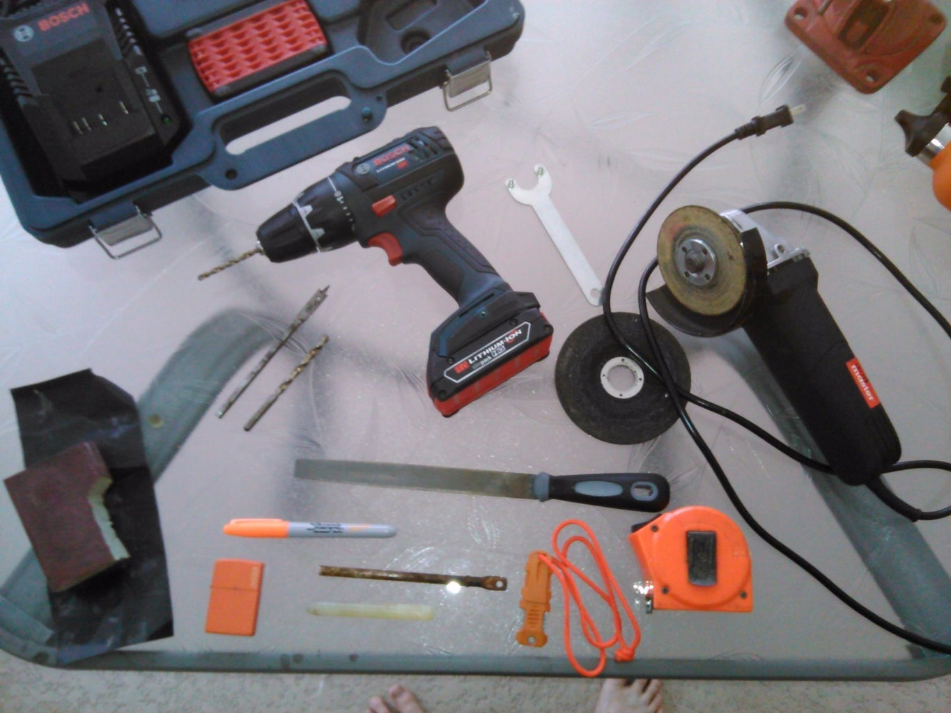 Tools and What Is Needed