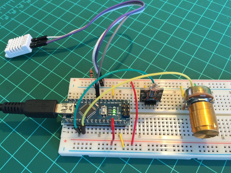 Installing, Programing and Testing the Sensors
