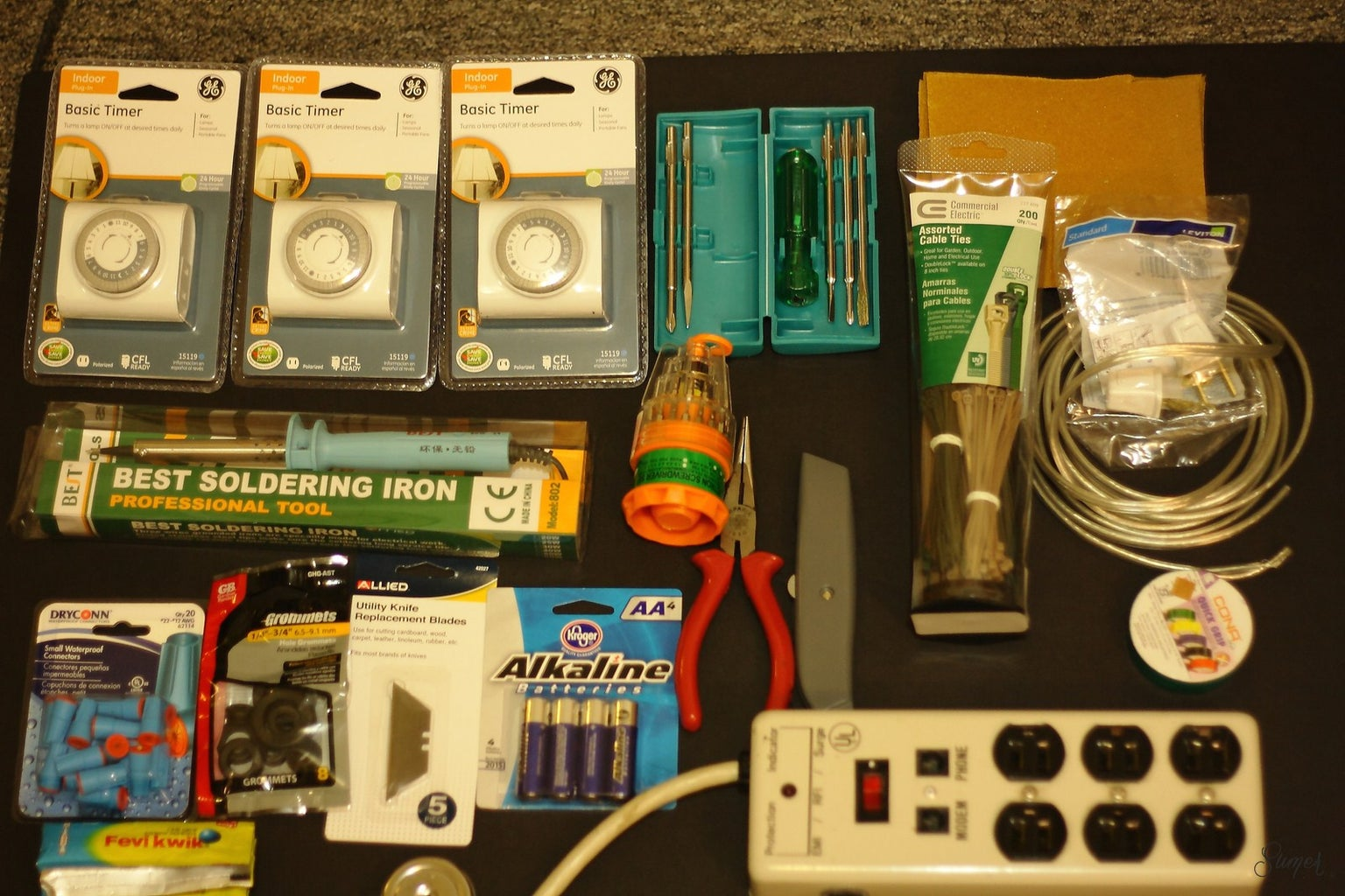 A Complete Idiot's Guide to Make LED Light Unit for Planted Aquarium