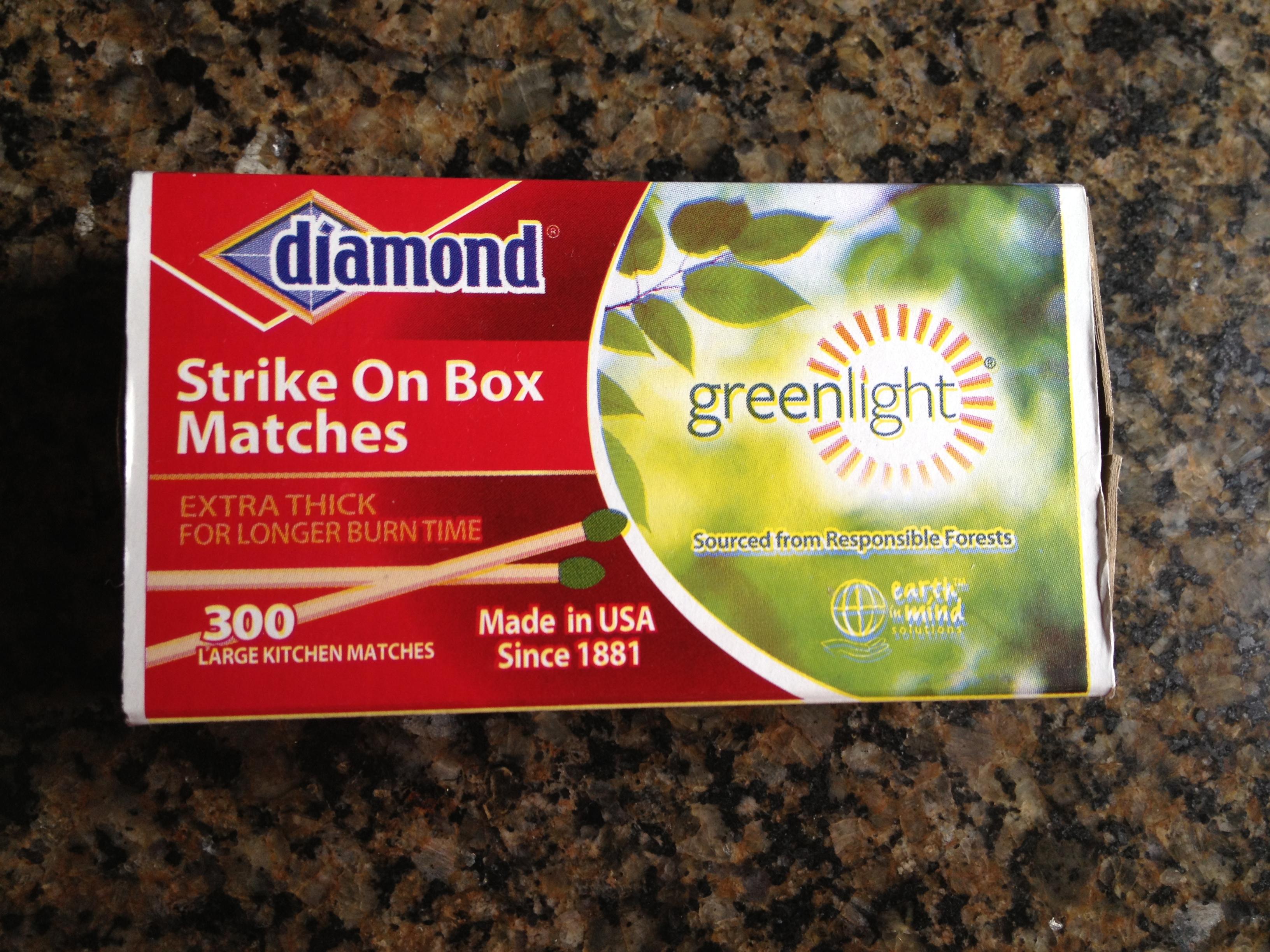 Match Box , Protective Secret Compartment