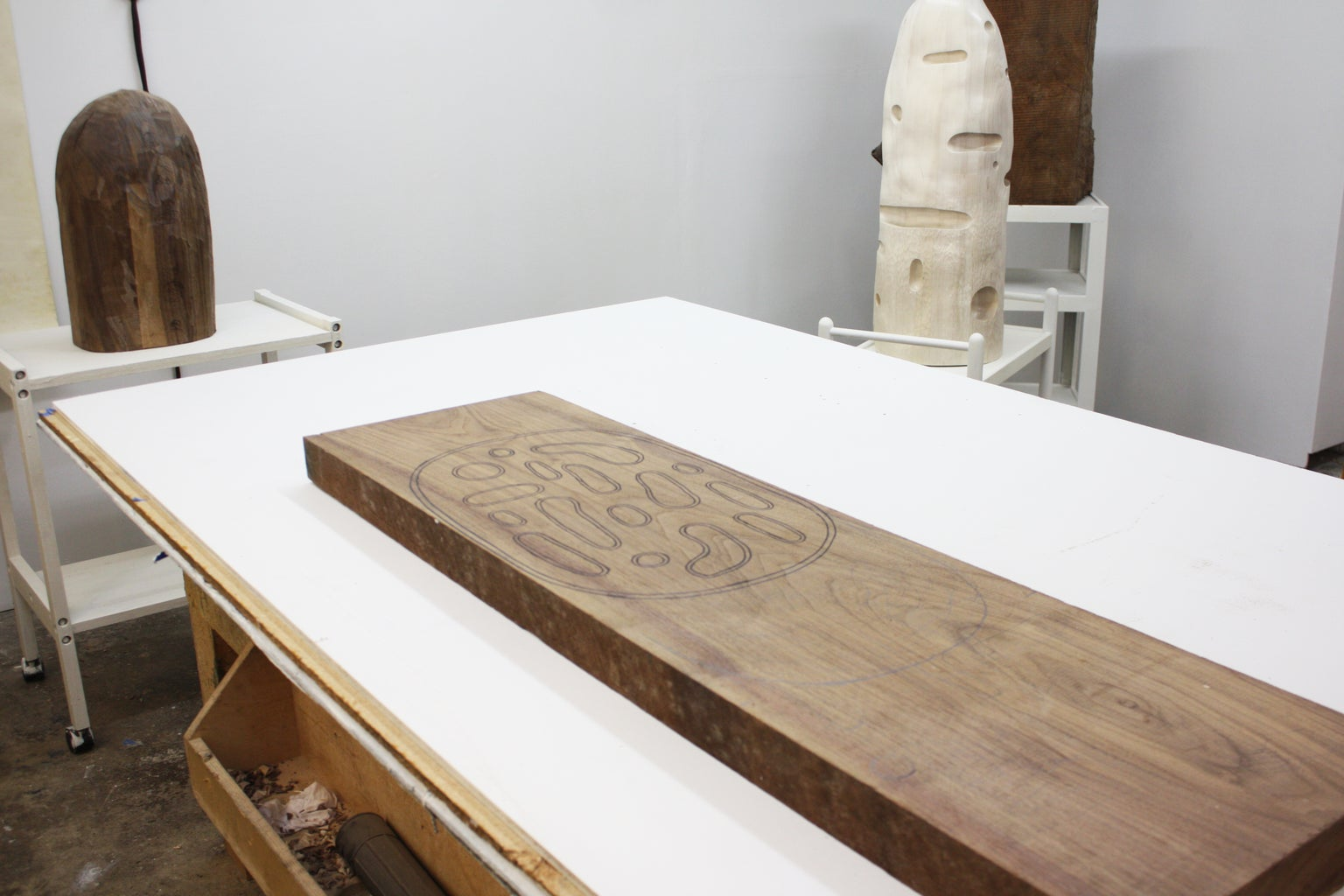Transfer Your Design Onto Your Wood