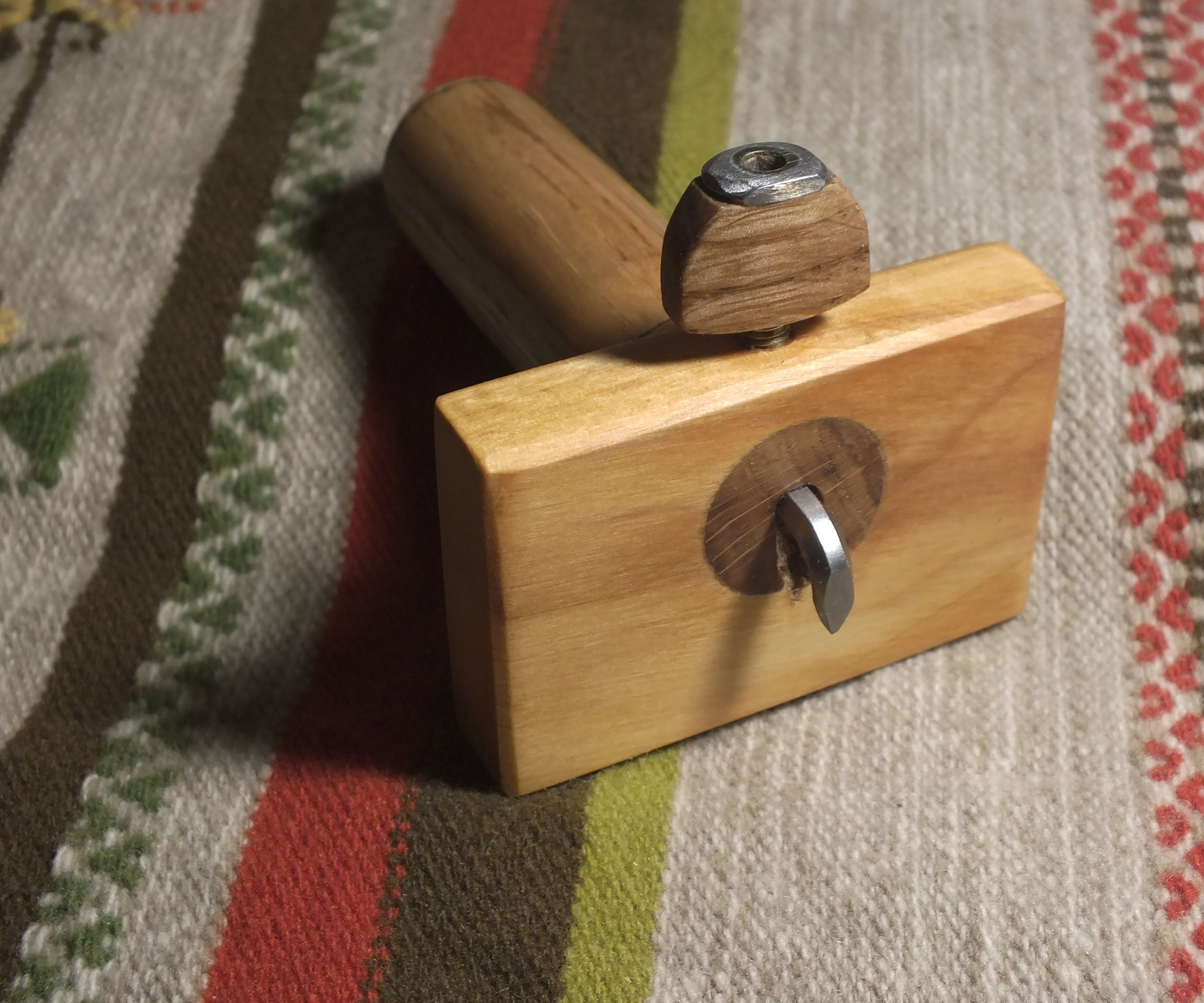 Marking Gauge for Woodworking