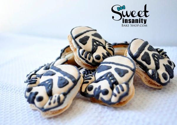 Star Wars Macarons
