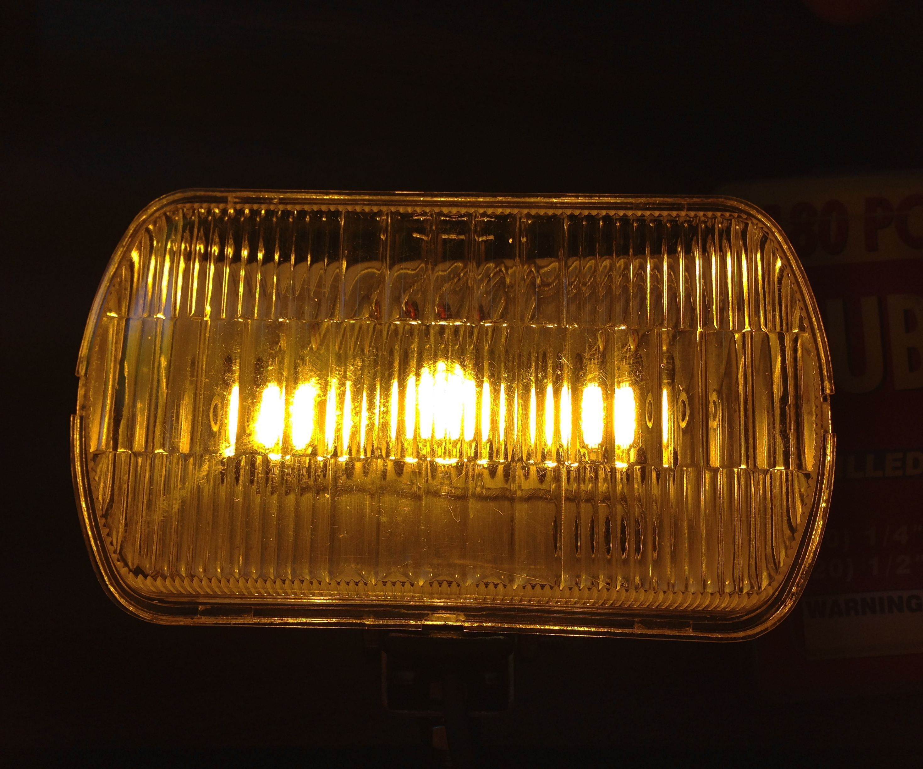 LED Strobe Lights for Towing Plowing Etc