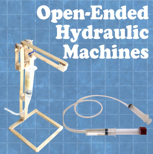 Open-Ended Hydraulic Machines