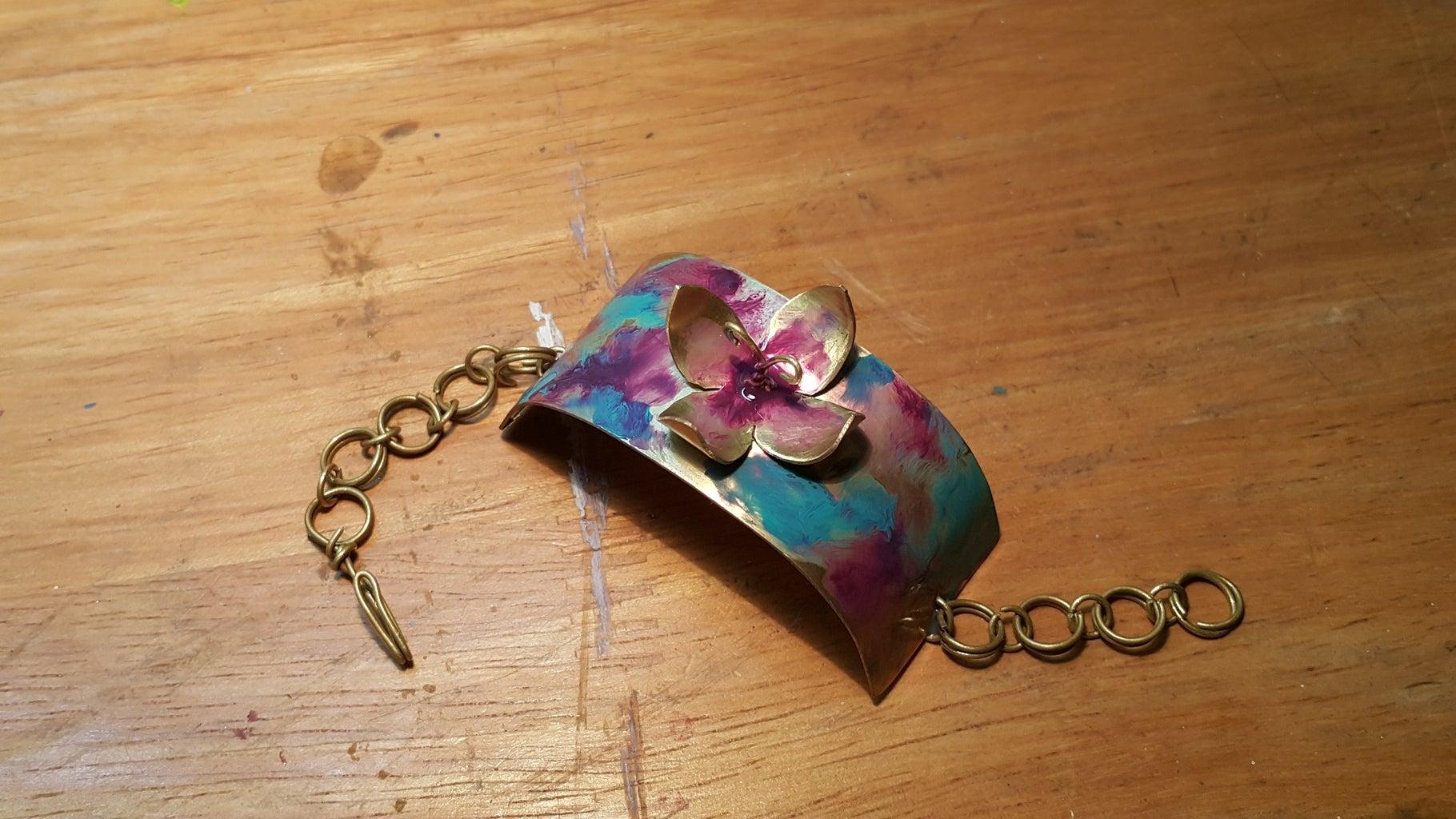 Galactic Jewelry (bracelet)