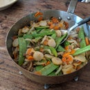 Fusion Duck and Veggie Stir-fry