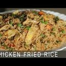 Chicken Fried Rice-Easy Chinese Recipe
