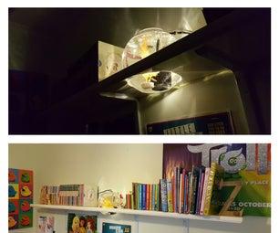 FiSHELF - the Fish Bowl Book Shelf