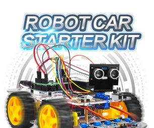 OSOYOO Robot Car Kit 2.0 for Arduino