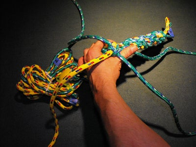 Repeat on Other 4 Ropes