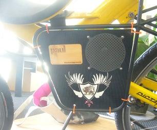 How to Build a Megaphone Bike Stereo