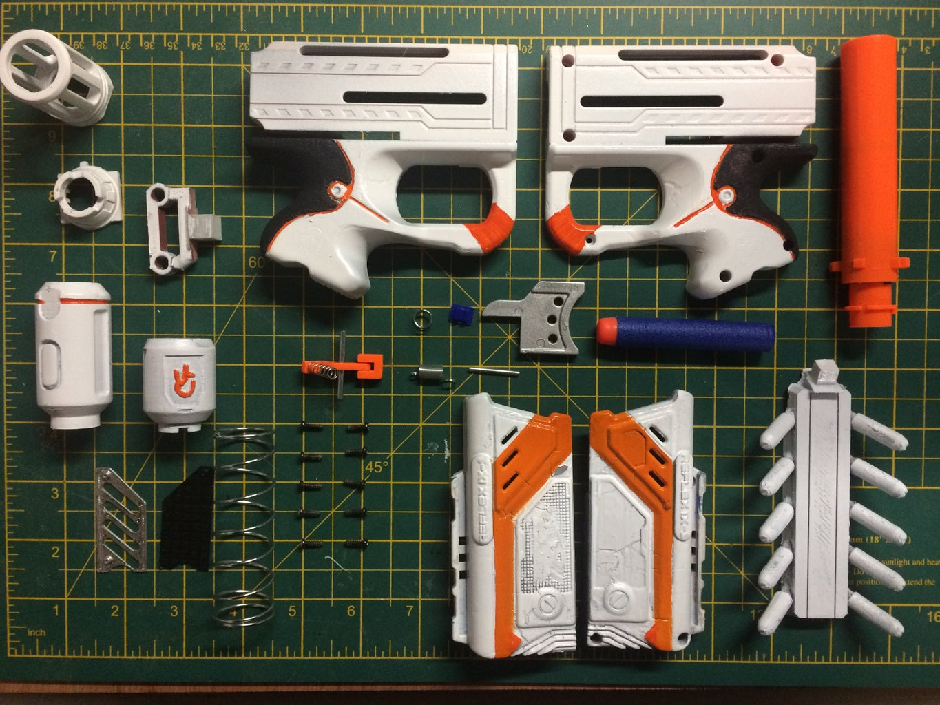 DISTRICT 9 Inspired NERF Remake