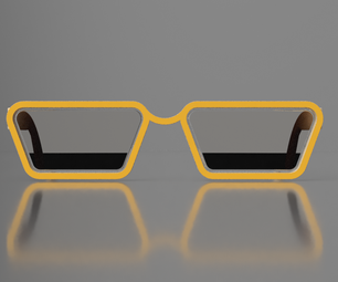 How to Make Sunglasses Using Fusion 360 in 10 Mins?