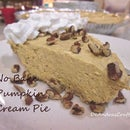 No Bake Pumpkin Cream Pie