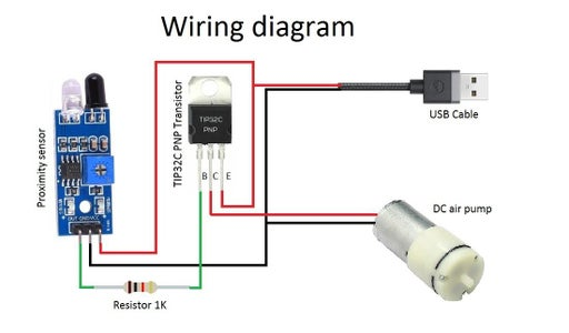 Connecting the Resistor and Electrical Wiring