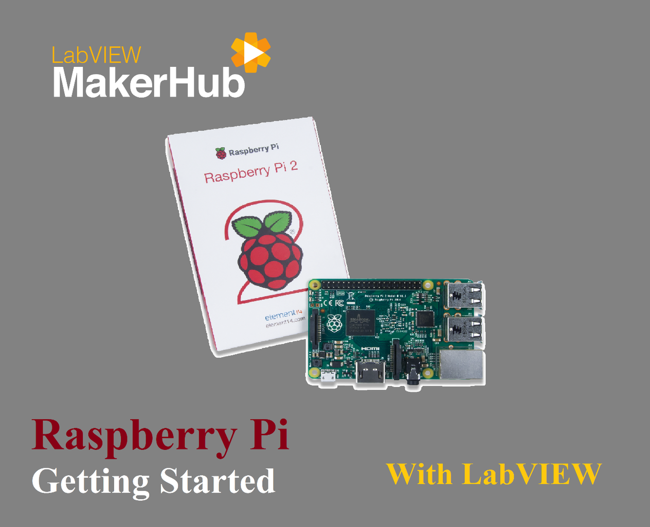 Install LabVIEW on Your Raspberry Pi