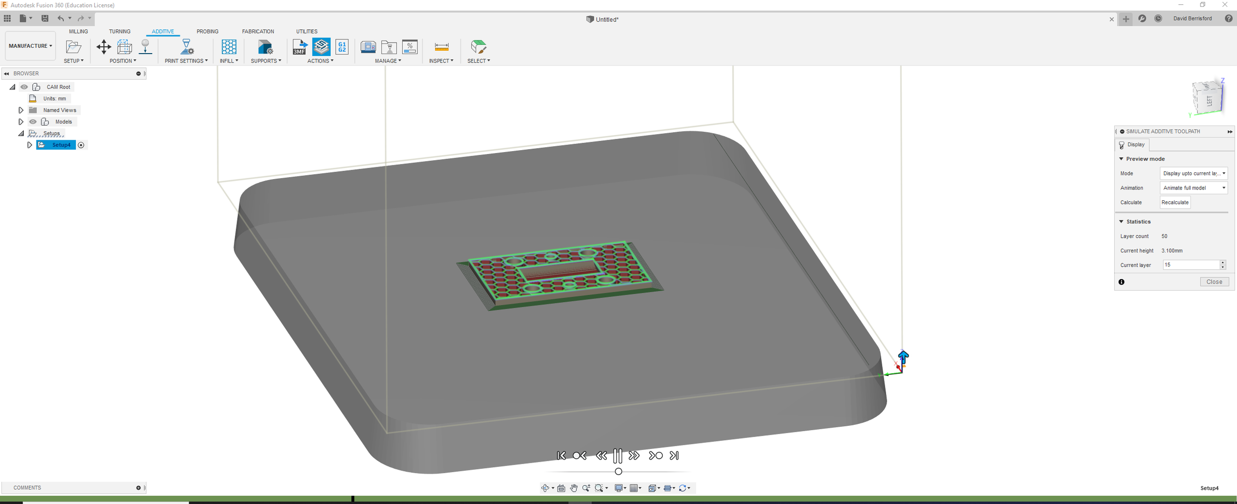 Printing in Fusion 360 - 3