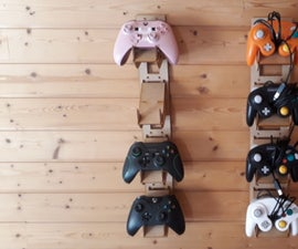 Controller Stand Xbox1 / Gamecube