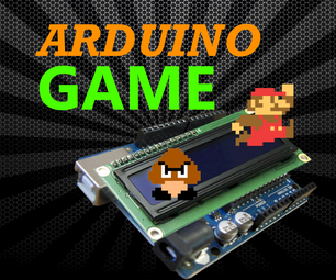 Simple Arduino LCD Game!