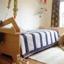 Kids Robot Bed