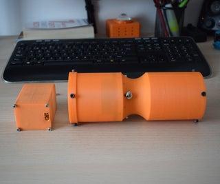 [3D Print] 30W High Power Handheld Lantern