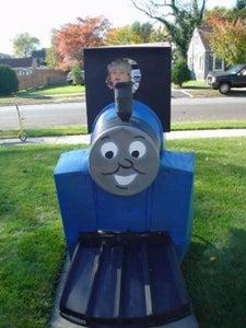 Thomas the Tank Engine Costume Prop