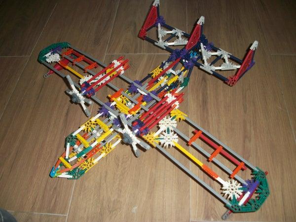 K'nex Aeroboat