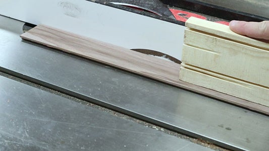 Cutting the Bottom Panel