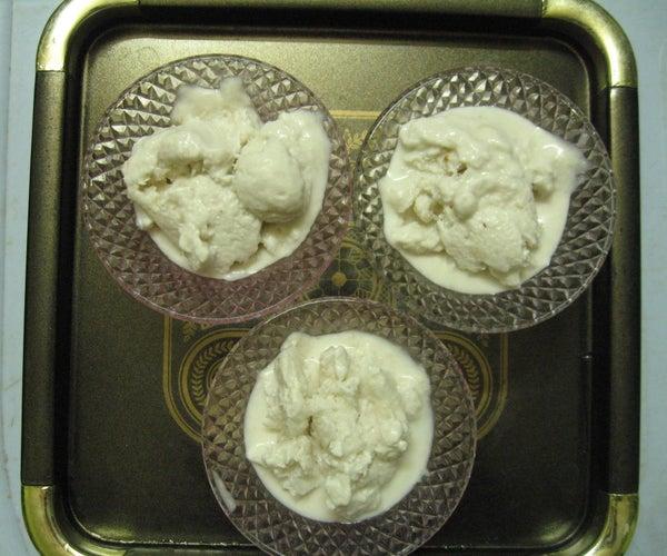 How to Make Coconut Milk Ice Cream